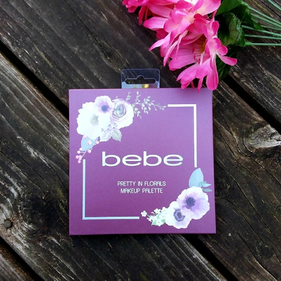 bebe Other - 🌸 bebe Pretty in Florals Palette